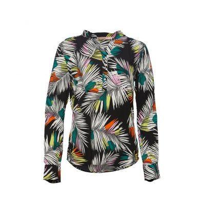 d9a13863ee79 New doodle Skjorte – Sort multi