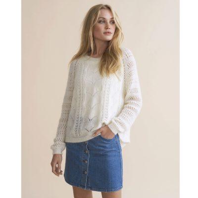 eceded64f300 Mori Sweater – Off white. 1.200