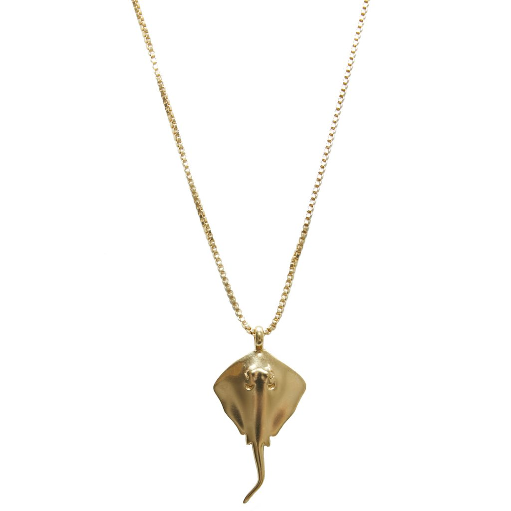 7f15beaabc8 Ray halskæde - Gold | Bundgaards-Silkeborg