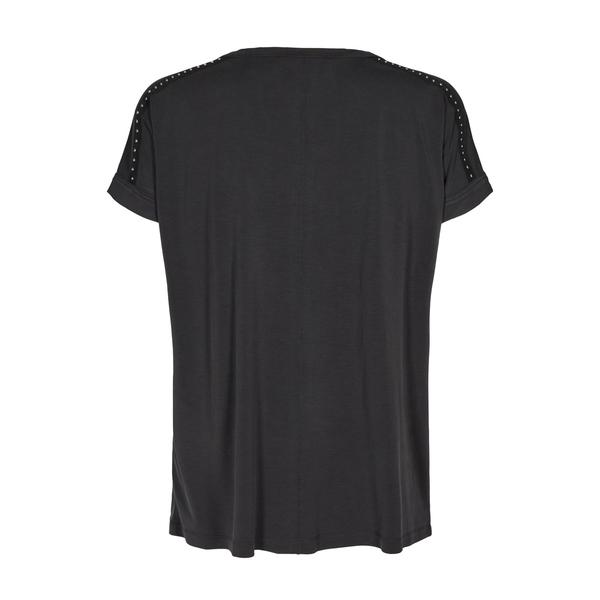 Mos_Mosh_V-neck_Sort_T-shirt_Nitter