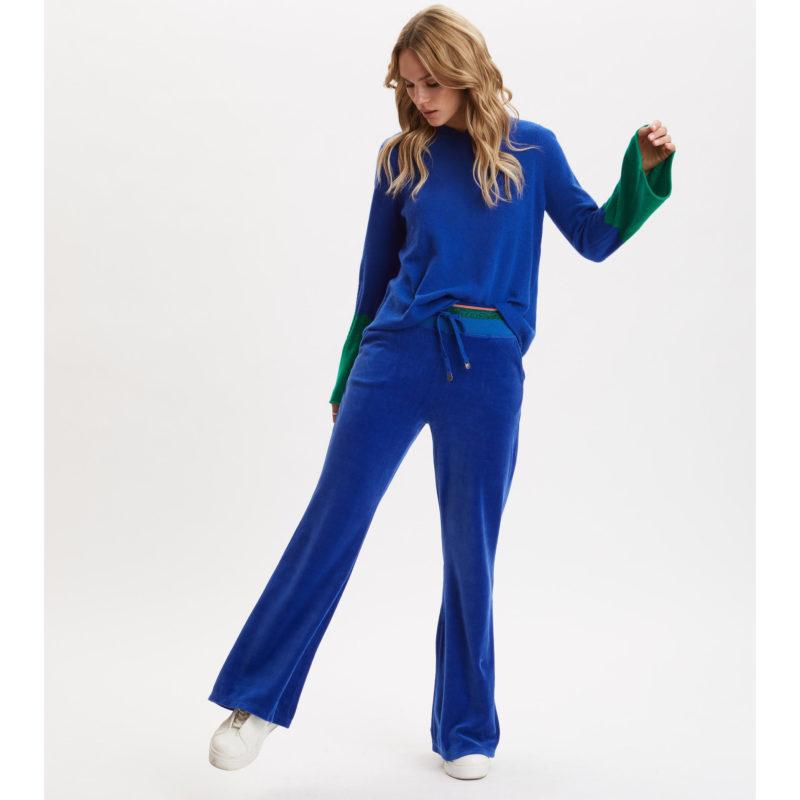 Odd_Molly_Sweatpants_Cobolt_Blue_Glimmer