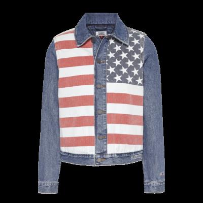tommy_Jeans_Cowboy_jakke_Flag_USA