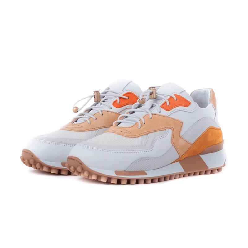 Via_Vai_Sneakers_Hvid_Orange