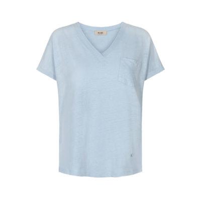 Mos_Mosh_T-shirt_Blå