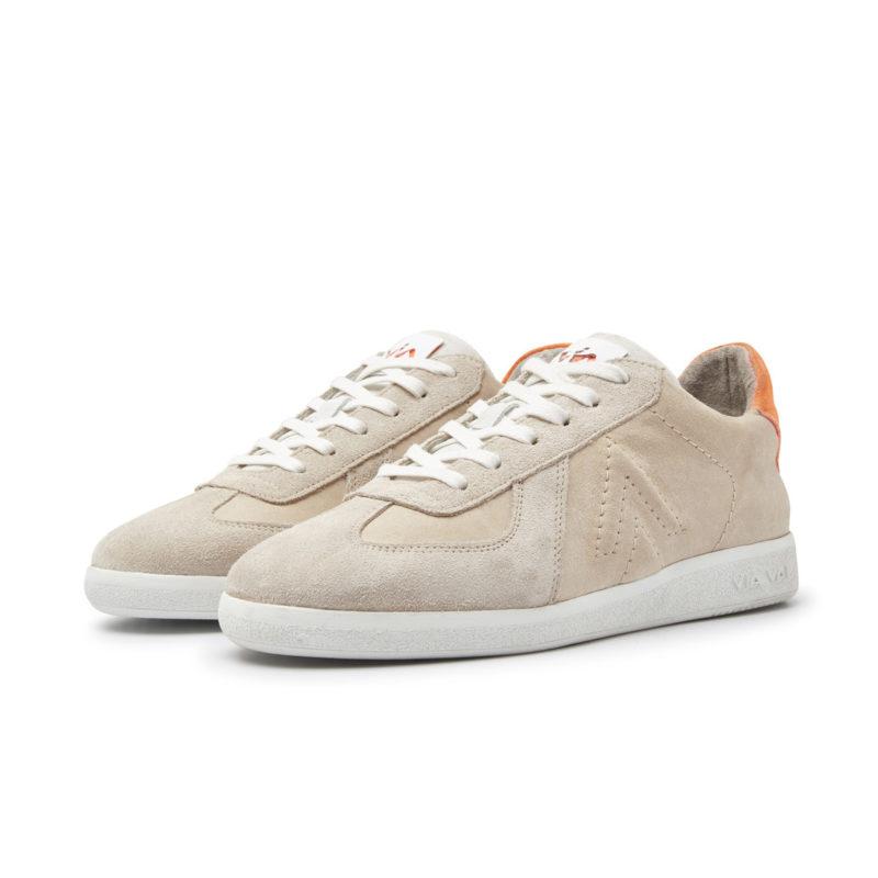 Via_vai_Sneakers_Orange_beige_SS20