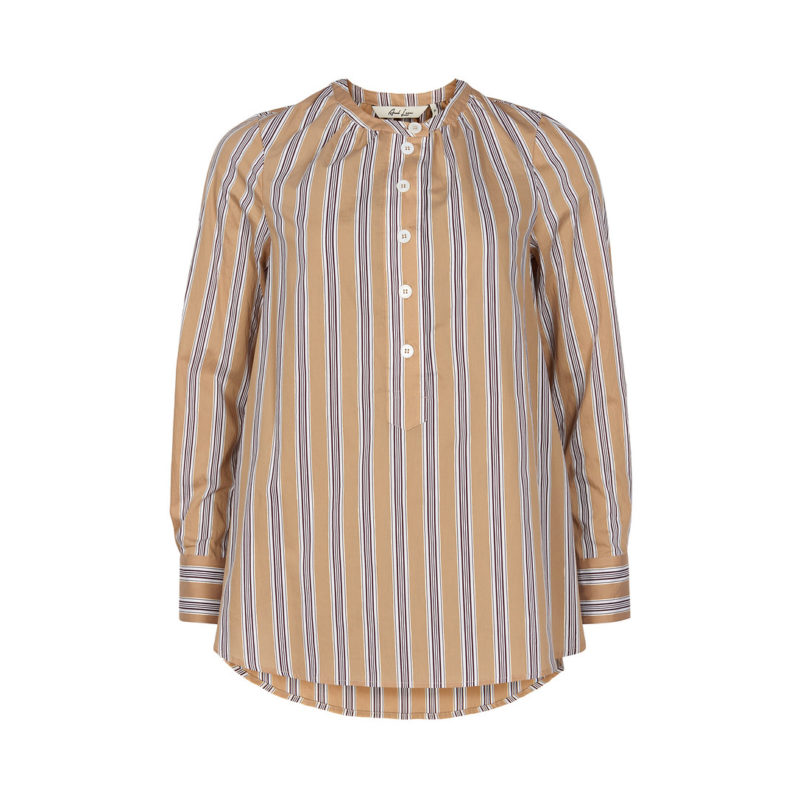 And_Less_Bluse_Camel