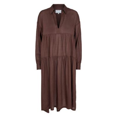 Brun kjole fra Designers remix