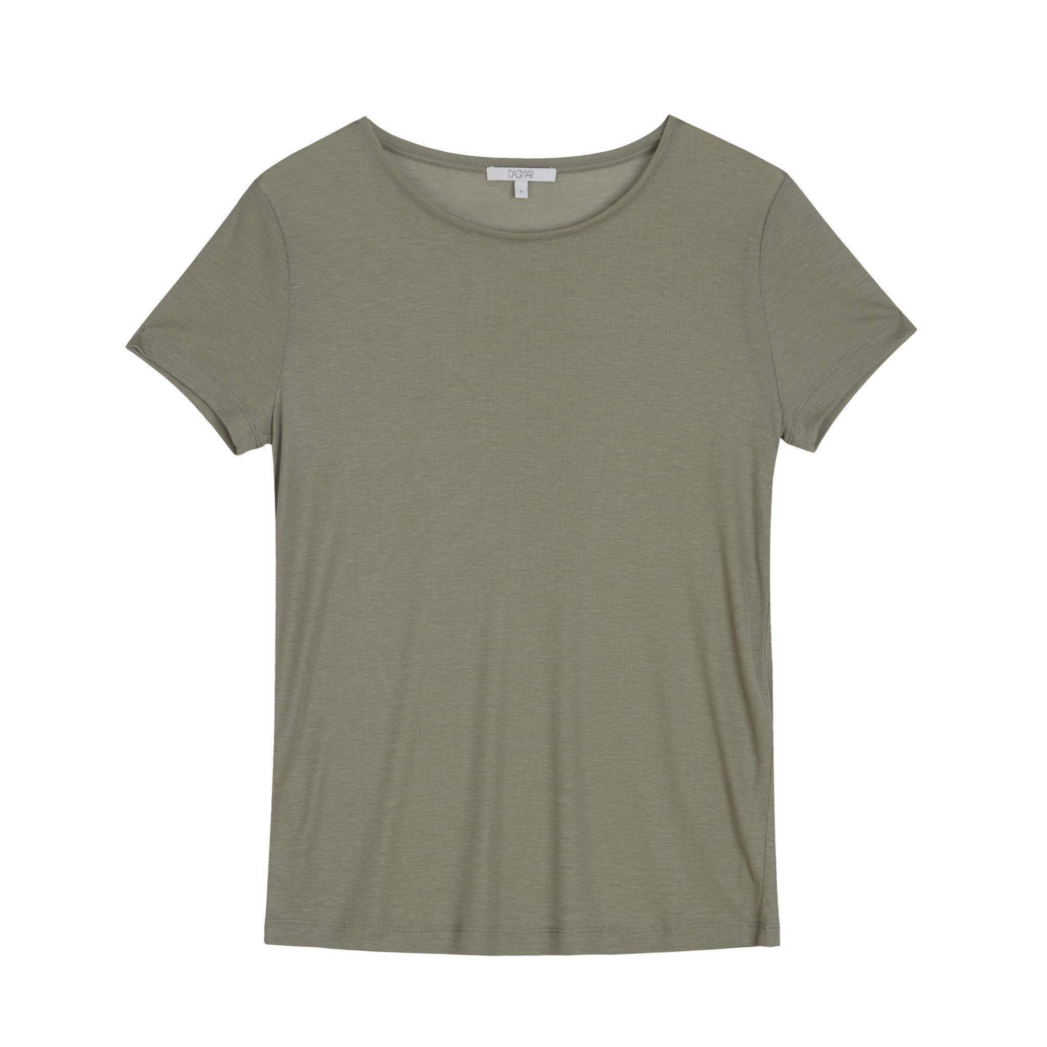 Dagmar_T-shirt_AW20_Grøn